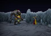 Prehistoric abyssal safespot