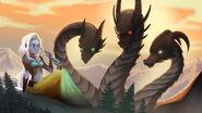 RuneScape Idle Adventures character concept art 2