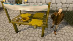 Varrock fur stall