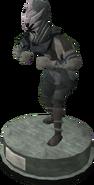 Wildstalker helmet (tier 4) statue