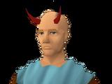 Demonic horns (Valentine's)