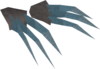 Duradel's claws detail