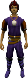 Ghostspeak amulet equipped
