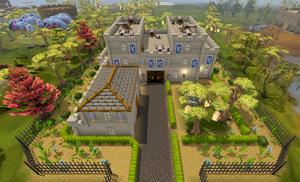 Legend's guild top view