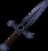Mithril dagger detail