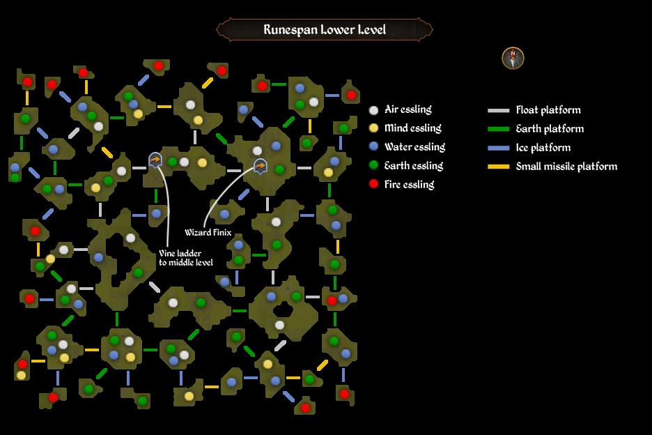 3b49e2d8fd2e2 Map Runespan Lower Level