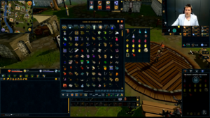 Bank rework interface preview