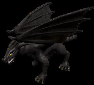 Black dragon HD
