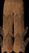 Larupia legs detail