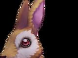 Rellekkan cream rabbit