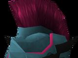 Rune full helm (Zamorak)