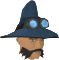 Runecrafter hat (blue, goggles off) chathead