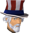 Sam (Independence Day Celebration) chathead
