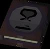 The grim reaper's diary detail