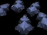 Argonite arrowheads