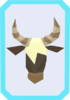 Consistent yak card (solo) detail