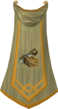Construction master cape detail