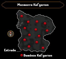 Mapa kal'gerion