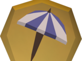 Summer prize token