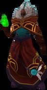 Armadylean head diviner
