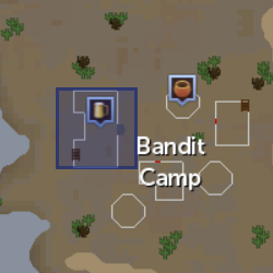 Bartender (Bandit Camp) location