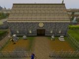 East Ardougne church