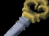 Enchanted key (Making History)