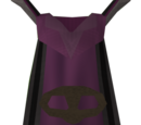 Thieving cape