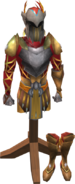 Warpriest of Armadyl armour stand