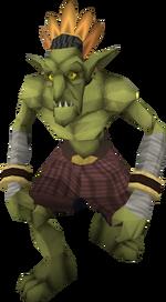 Bandosian shaman