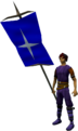 Banner (Saradomin) equipped.png