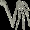 Bat wing detail