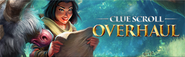Clue Scroll Overhaul lobby banner