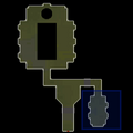 Crystal-flecked sandstone (Edimmu resource dungeon) location.png