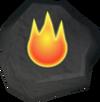 Fire rune (Runespan) detail