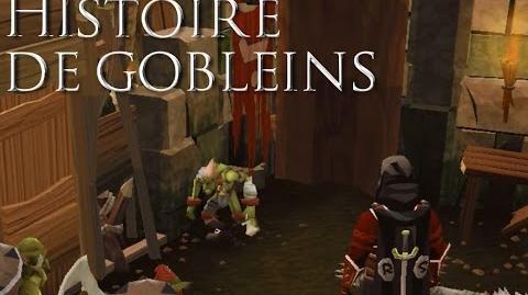 Histoire de gobleins (Quête) - RuneScape 3