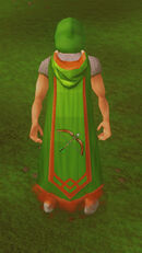 Ranged master skillcape update image