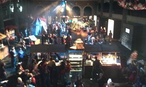 Runefest 2011 Clan Camp
