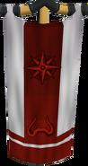 Brocade flag
