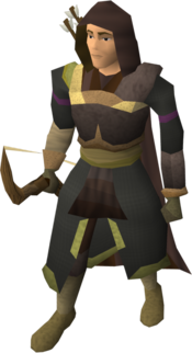 Elite dark ranger