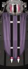 Elite void knight robe (justiciar) detail