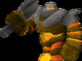 Lesser reborn ranger