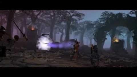 RuneScape - Novo trailer oficial