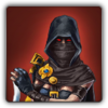 Shadow Hunter outfit icon (female)