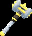 Superior Statius's warhammer detail