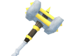 Superior Statius's warhammer