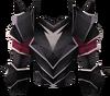 Black platebody (t) detail