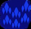 Blue dragonhide detail