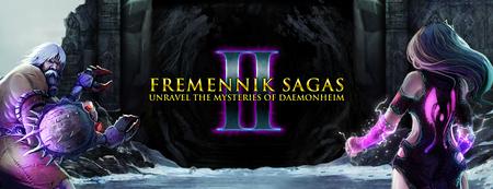 Fremmy Sagas II Banner