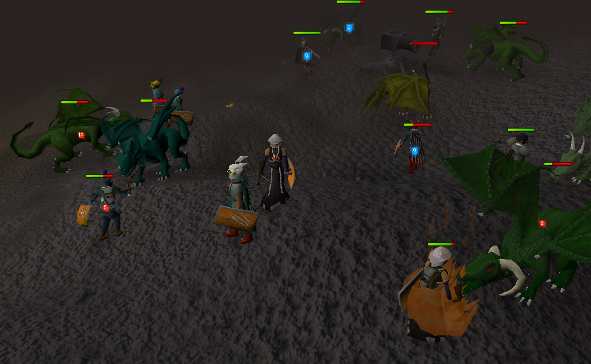 Image Green Dragons Png Runescape Wiki Fandom Powered By Wikia